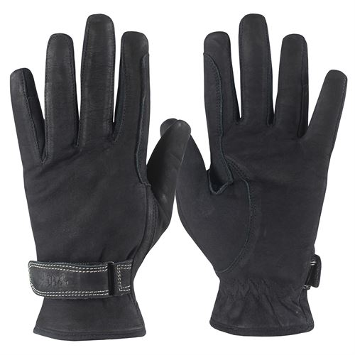 B Vertigo Milan Leather Thermo Gloves