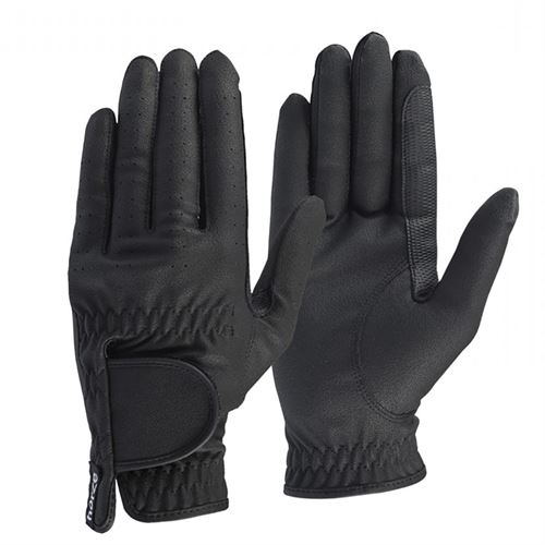 Horze Eleanor Gloves in Synthetic Leather