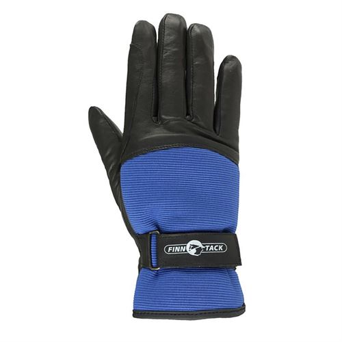Finntack Winter Gloves with Leather Palm