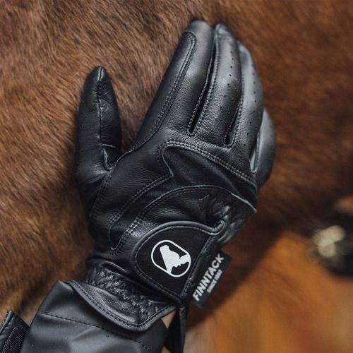 Finntack Elite Paris Leather Gloves