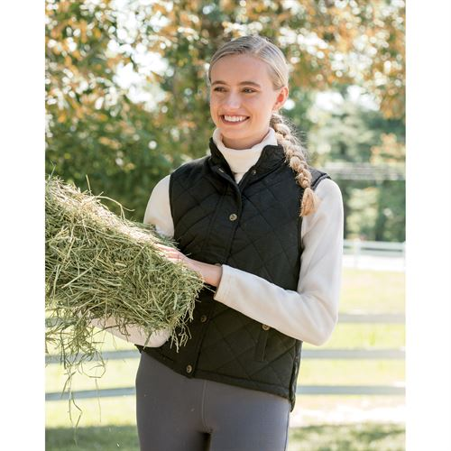 Riding Sport® by Dover Saddlery® Ladies Quilted Vest