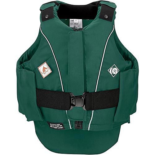 Charles Owen Custom JL9 Body Protector- Large