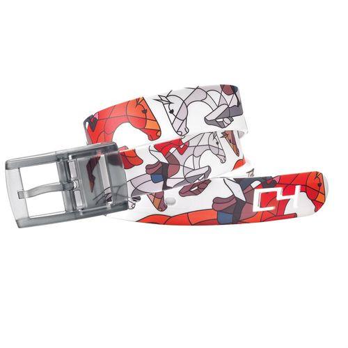 C4 Print Belt with Buckle