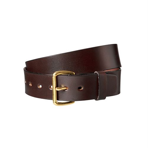 Tory Leather Wide Plain Strap Belt