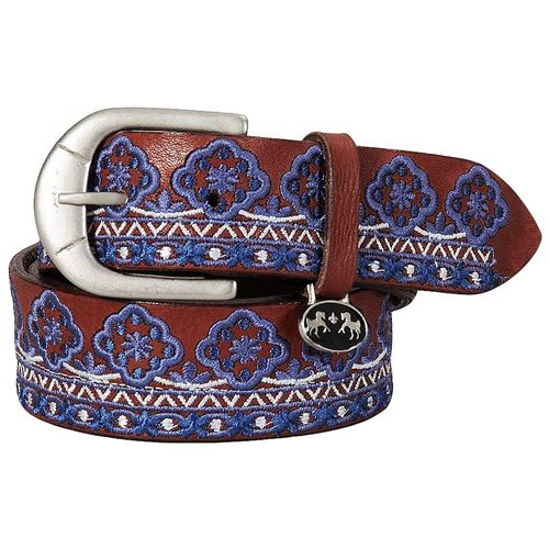 Equine Couture™ Angela Leather Belt