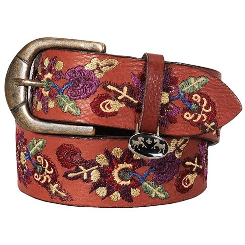 Equine Couture™ Veronica Leather Belt