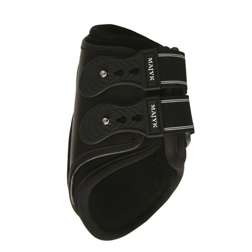 Majyk Equipe® Leather Hind Boots with Removable Impact Liners (Snap Closure)