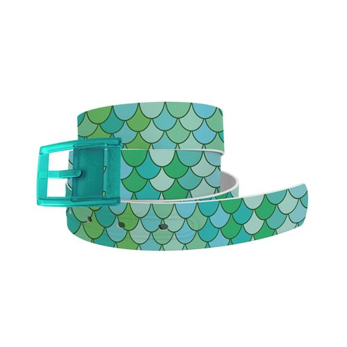 C4 Novelty Print Belt with Buckle
