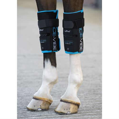 Ice-Vibe® Equine Knee Wraps