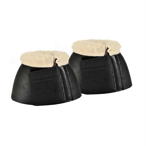 Heavy Duty Rubber Bell Boots With Fleece