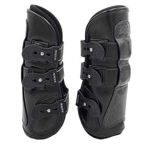 Majyk Equipe® Estrella Sparkle Leather Tendon Boots