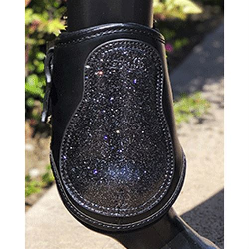 Majyk Equipe® Estrella Sparkle Leather Fetlock Boots