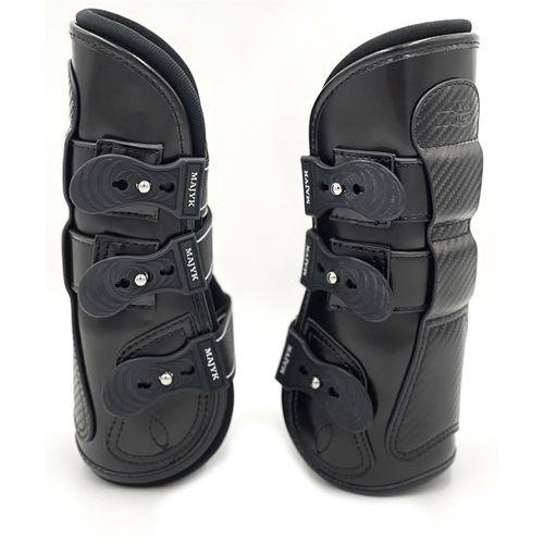 Majyk Equipe® Estrella Carbon Leather Tendon Boots