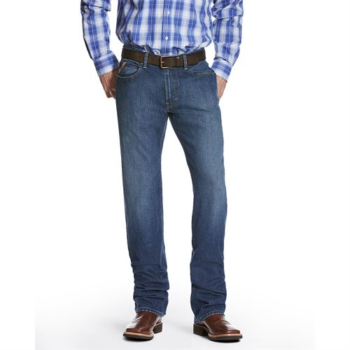 Ariat® Men's M3 Loose Stretch Legacy Stackable Straight Leg Jean in Marshall