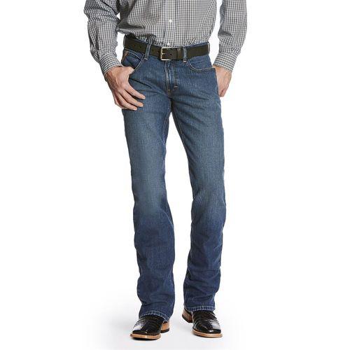 Ariat® Men's M5 Slim Stretch Legacy Stackable Straight Leg Jean