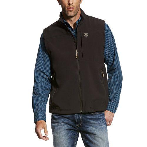 Ariat® Men's Vernon Soft Shell Vest 2.0