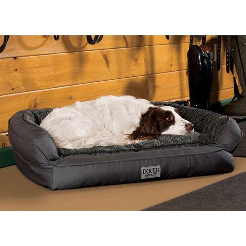 Dover Saddlery® EZ Wash Large Bolster Dog Bed