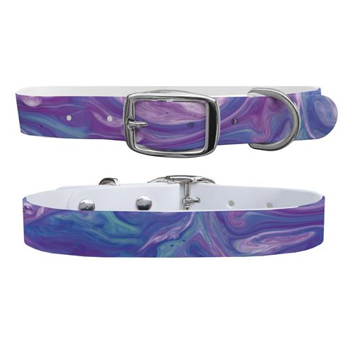C4 Pattern Medium Dog Collar