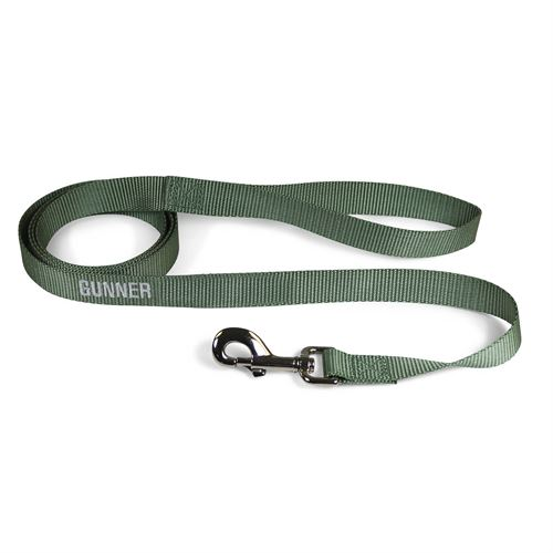 """3 Dog Pet Supply 3/4"""" Wide Personalized Dog Lead"""