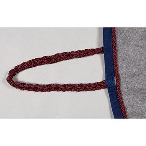 Saratoga Custom Braided Tail Cord