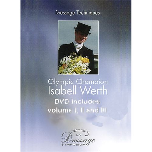 2001 USDF National Dressage Symposium with Champion Isabell Werth, DVD Volume I