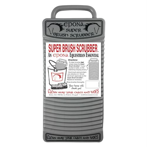 Epona® Super Brush Scrubber™