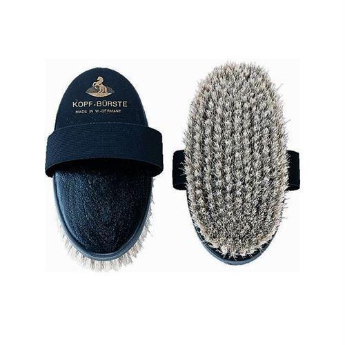 HAAS® Kopf-Burste Horse Hair Brush