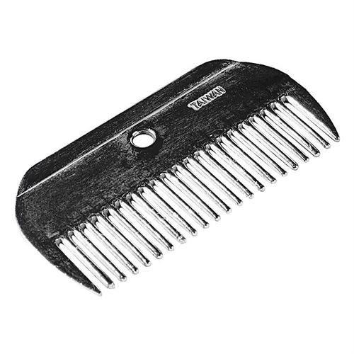 Horze Durable Metal Mane & Tail Comb
