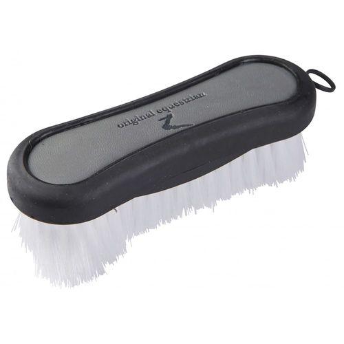 Horze Maddox PU Leather Handle Face Brush