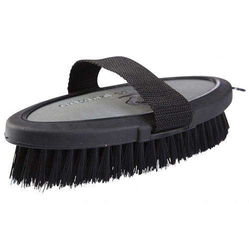 Horze Maddox PU Leather Body Brush