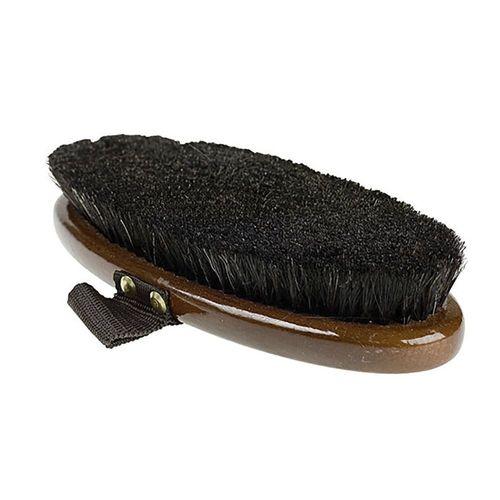 Horze Natural Hair Medium-Hard Deluxe Brush