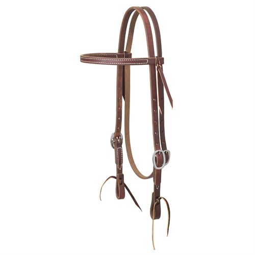 Weaver Leather® Working Tack Economy Browband Headstall