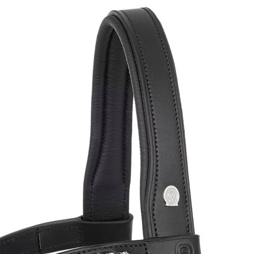 Otto Schumacher Crown for Tiffany Snaffle Bridle