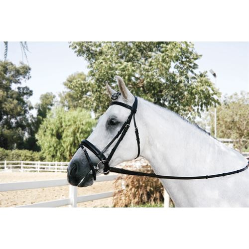 Solace II Snaffle Bridle