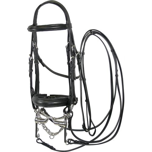 Preiswert Solace II Padded Crown Bridle