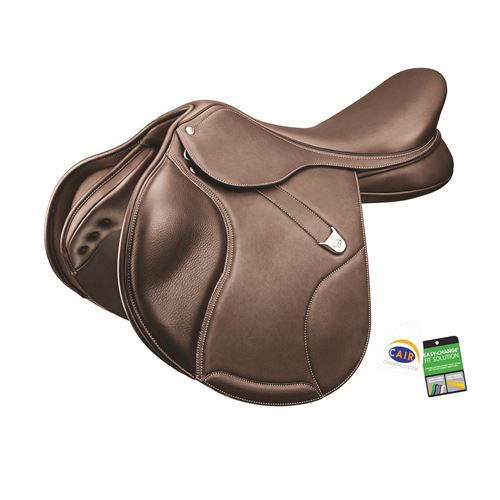 Bates Elevation® DS+ Luxe Leather Saddle