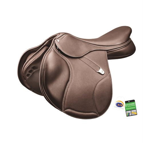 Bates Elevation®+ Luxe Leather Saddle