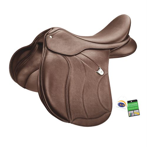 Bates All-Purpose+ Luxe Leather Saddle