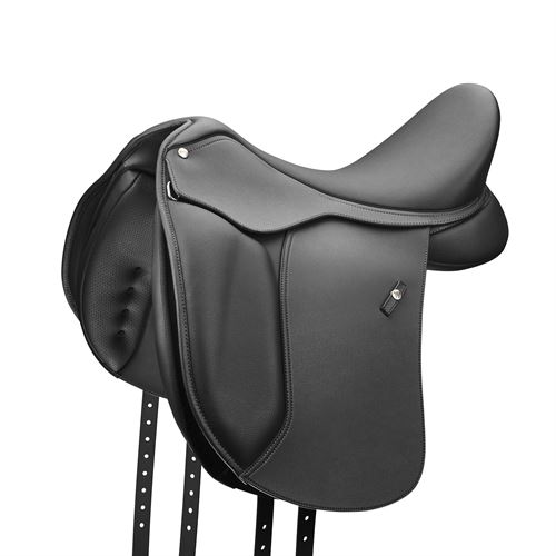 Wintec 500 Dressage Saddle with Flocked Panels