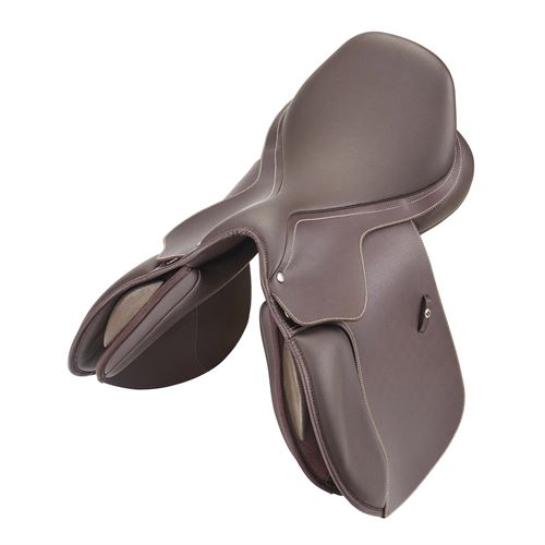 Wintec 500 Pony All-Purpose Saddle with Flocked Panels
