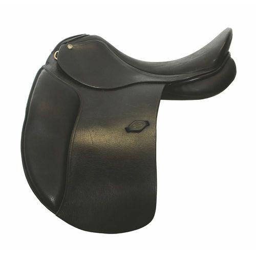 Henri de Rivel Pro Buffalo Dressage Saddle with Flocked Panels