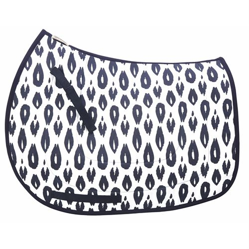 Equine Couture™ Cleo Cool-Rider Bamboo All-Purpose Saddle Pad