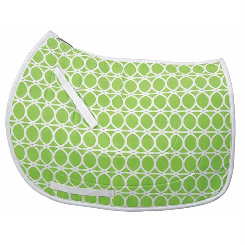 Equine Couture™ Cory Cool-Rider Bamboo All-Purpose Saddle Pad