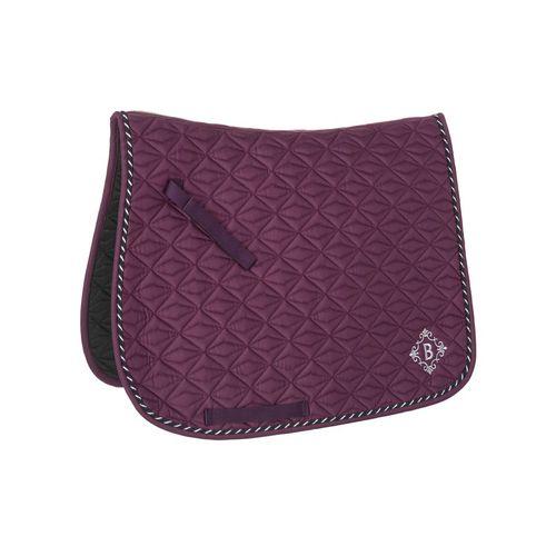 Dover Saddlery® Soft Back Double Diamond Dressage Square