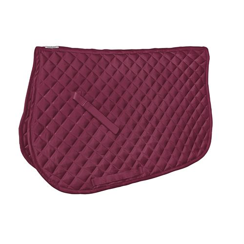 Dover Saddlery® Long Quilted Square Pad