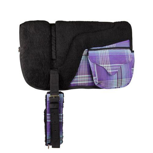 Kensington™ Fleece Bareback Pad with Pockets