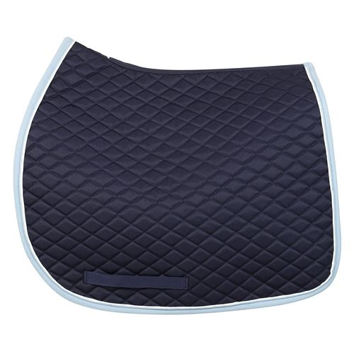 TuffRider® Basic All-Purpose Saddle Pad with Trim & Piping