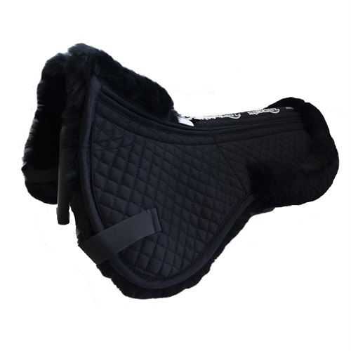 Majyk Equipe® Ergonomics Correction Fleece Half Pad with Impact Shims