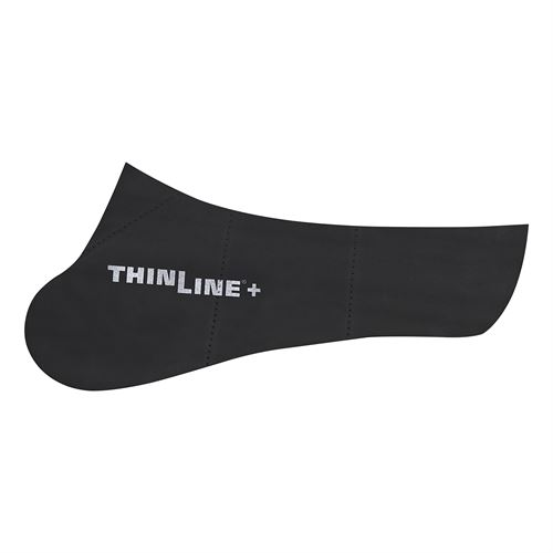 ThinLine® Trifecta Cotton Half Pad with Fleece Rolls Trim-to-Fit Shims