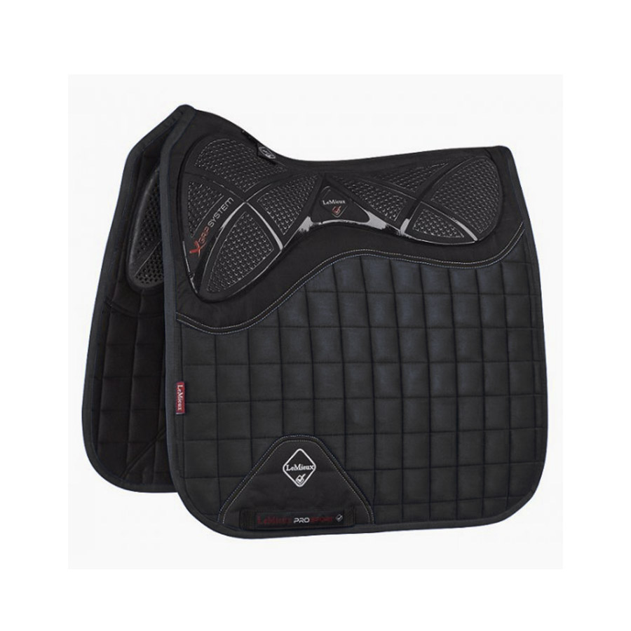 LeMieux® X-Grip Twin-Sided Dressage Square